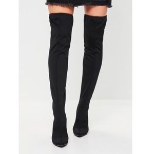Misguided Over the Knee Boots